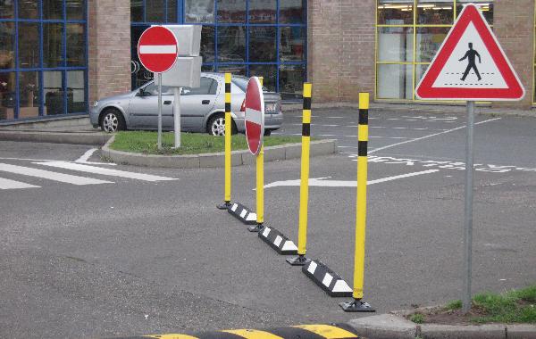 Signalisatie & Verkeersdrempels