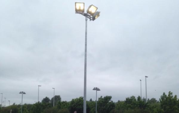 Terreinverlichting